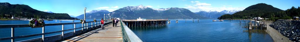 Haines dock, Alaska